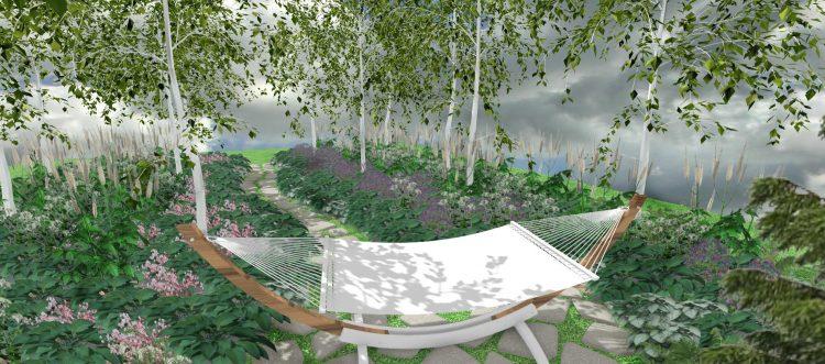RD3 Mały park, ogród naturalistyczny